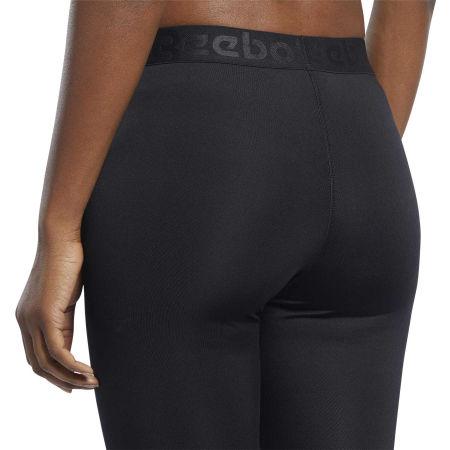 Women's leggings - Reebok WOR COMM CAPRI - 7