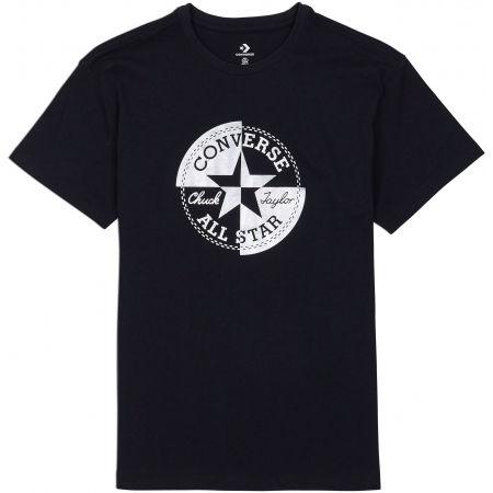 Converse WOMENS CHUCK TAYLOR RIVALRY RELAXED TEE - Dámske tričko