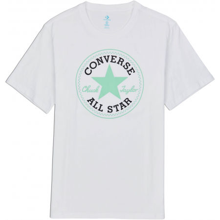 Men's T-shirt - Converse CHUCK PATCH TEE