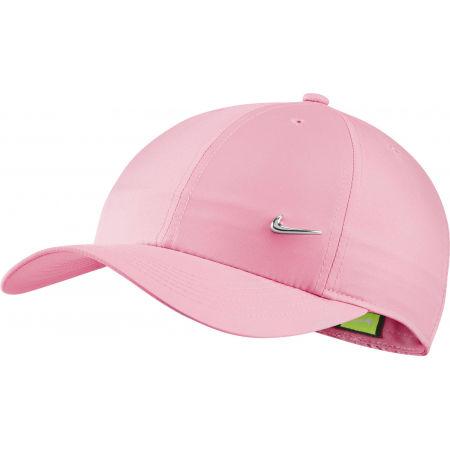 Детска шапка с козирка - Nike H86 CAP METAL SWOOSH - 1