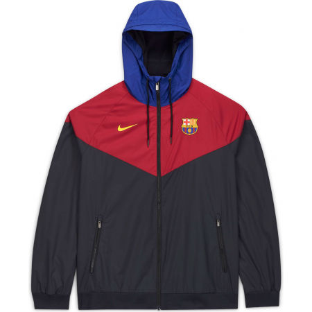 Nike FCB M NSW WR WVN AUT - Men's jacket