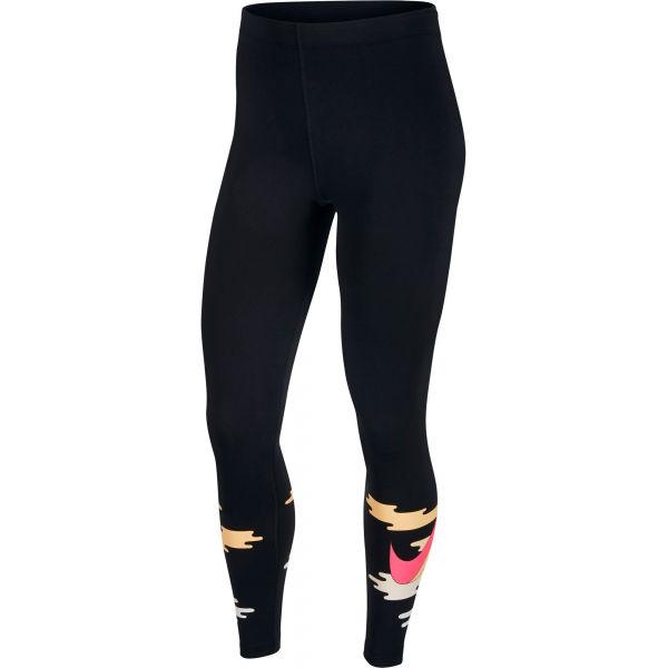 Nike NSW ICN CLSH TIGHT HW W  M - Dámské legíny