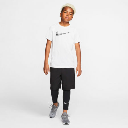 Legginsy chłopięce - Nike NP TIGHT B - 8