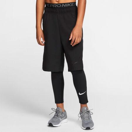 Legginsy chłopięce - Nike NP TIGHT B - 3