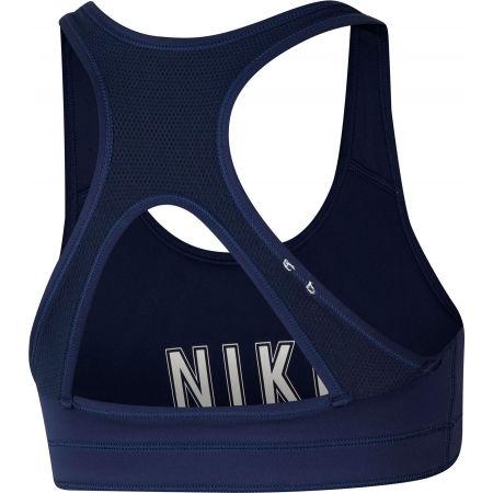 Dwustronny biustonosz sportowy dziewczęcy - Nike SWOOSH AOP REV BRA G - 6