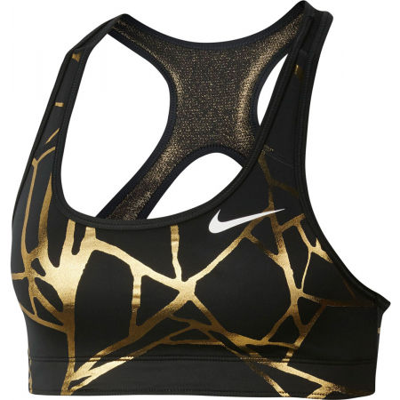 Girls' reversible sports bra - Nike SWOOSH REV AOP BRA G - 3
