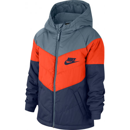 Nike NSW SYNTHETIC FILL JACKET U - Gyerek kabát