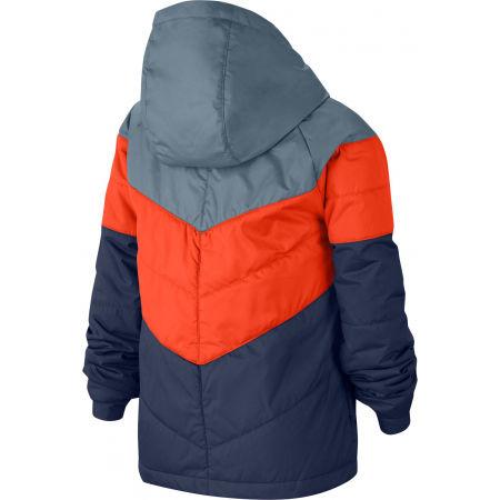 Dětská hřejivá bunda - Nike NSW SYNTHETIC FILL JACKET U - 2
