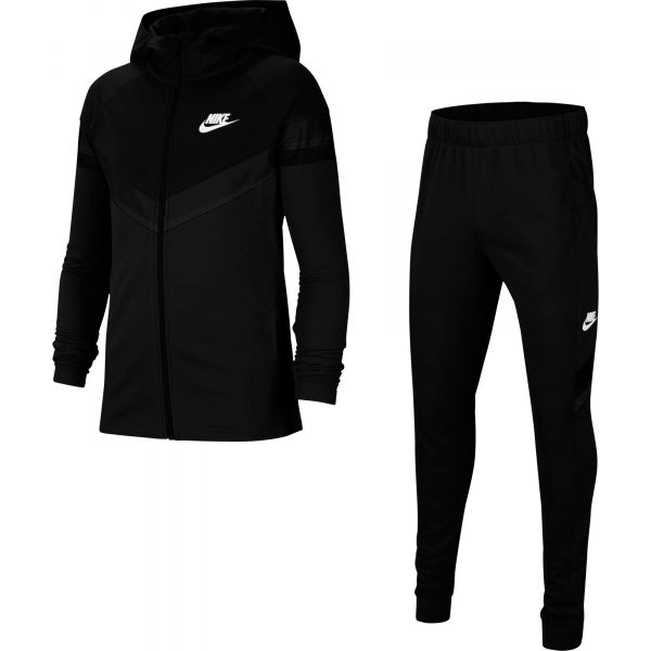 Nike NSW POLY WVN OVRLY TRACKSUIT U - Detská športová súprava