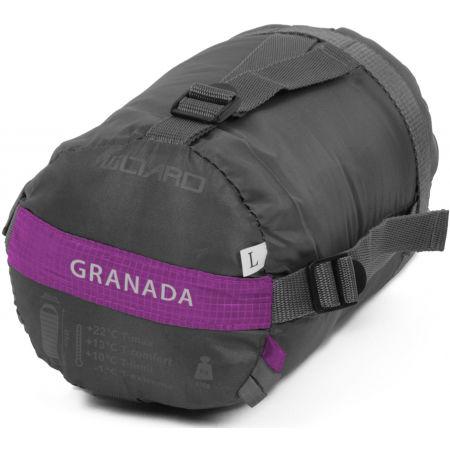 Sleeping bag with synthetic filling - Willard GRANADA 200 - 3