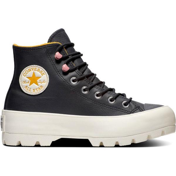 Converse CHUCK TAYLOR ALL STAR LUGGED WINTER  38 - Dámské kotníkové boty