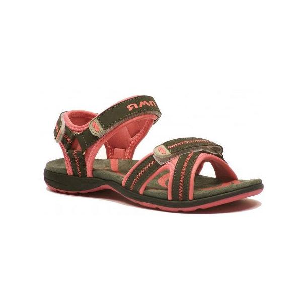 Numero Uno LUZIA L světle růžová 40 - Dámské trekové sandály