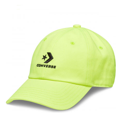 Czapka z daszkiem uniseks - Converse LOCK UP BASEBALL CAP MPU - 1