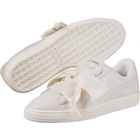 Dámska fashion obuv - Puma BASKET HEART NS W - 7