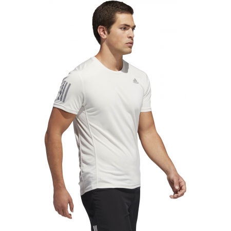 Pánske bežecké tričko - adidas OWN THE RUN TEE - 16