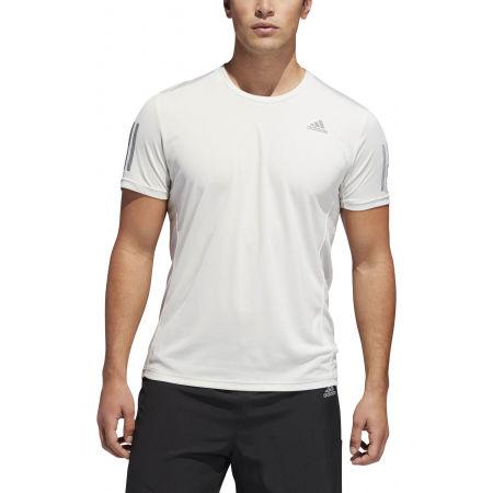 Pánske bežecké tričko - adidas OWN THE RUN TEE - 13