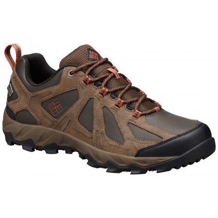 Pánska outdoorová obuv - Columbia PEAKFREAK XCRSN II LOW LEATHER - 1