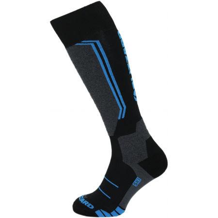 Lyžiarske ponožky - Blizzard ALLROUND WOOL SKI SOCKS - 2