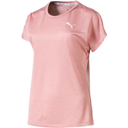 Dámske športové tričko - Puma ACTIVE MESH HEATHER TEE - 2