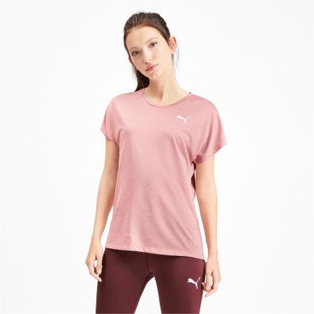 Dámske športové tričko - Puma ACTIVE MESH HEATHER TEE - 3