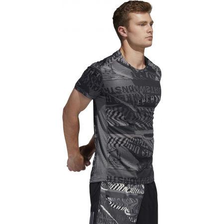 Pánske bežecké tričko - adidas OWN THE RUN TEE - 15