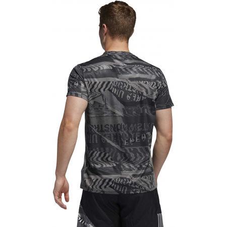 Pánske bežecké tričko - adidas OWN THE RUN TEE - 17