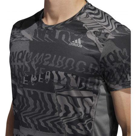 Pánske bežecké tričko - adidas OWN THE RUN TEE - 18