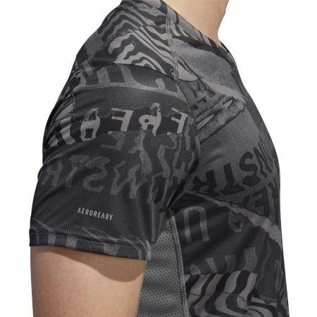 Pánske bežecké tričko - adidas OWN THE RUN TEE - 19