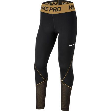 Girls' leggings - Nike NP WM TGHT SS G - 1
