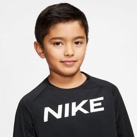 Boys' training top - Nike NP LS FTTD TOP B - 5