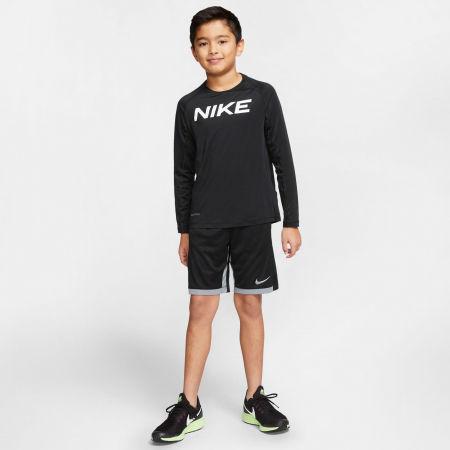 Boys' training top - Nike NP LS FTTD TOP B - 7