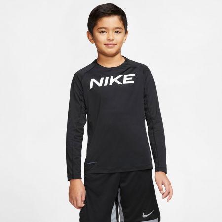 Boys' training top - Nike NP LS FTTD TOP B - 3