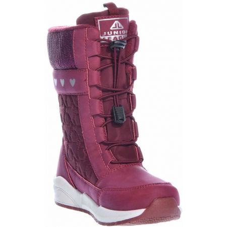 Detská zimná obuv - Junior League MAJ - 4