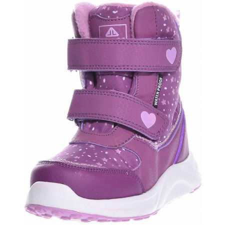 Children's winter shoes - Junior League VALLSTA - 3
