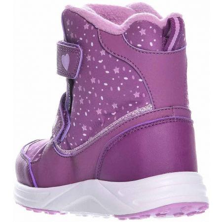 Detská zimná obuv - Junior League VALLSTA - 4