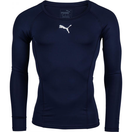 Puma LIGA BASELAYER TEE LS - Herrenshirt