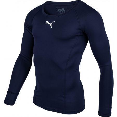 Men's T-Shirt - Puma LIGA BASELAYER TEE LS - 2
