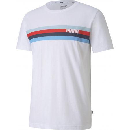 Pánske tričko - Puma CELEBRATION GRAPHIC TEE RETRO - 1