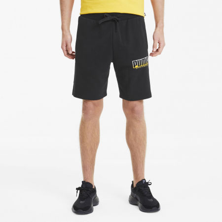 Men's sports shorts - Puma ATHLETICS SHORT - 4