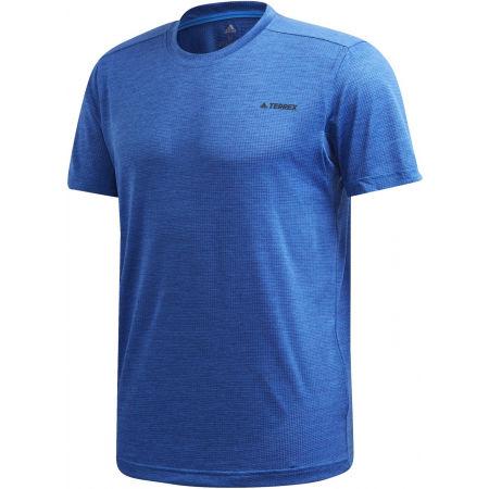 Pánské tričko - adidas TIVID TEE - 1