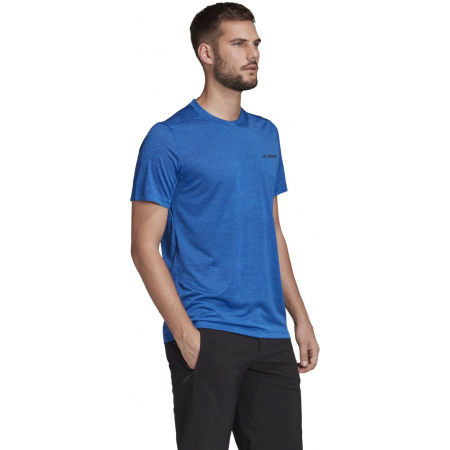 Pánské tričko - adidas TIVID TEE - 5