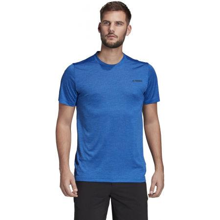 Pánské tričko - adidas TIVID TEE - 4