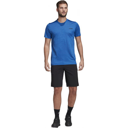 Pánské tričko - adidas TIVID TEE - 8