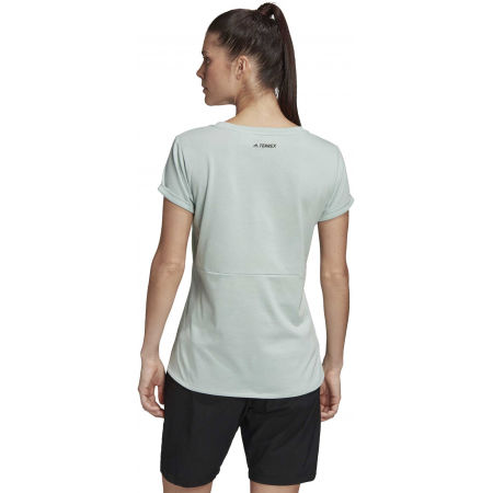 Дамска туристическа тениска - adidas TX ADVENTURE - 7