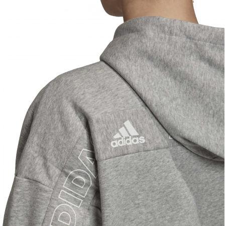 Hanorac damă - adidas BOS AOP FZ HD - 10