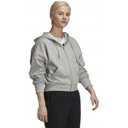 Hanorac damă - adidas BOS AOP FZ HD - 5