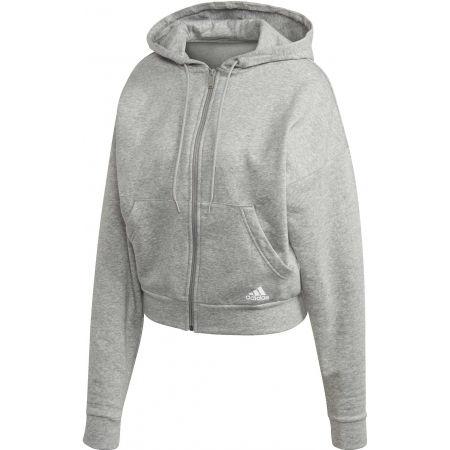 adidas BOS AOP FZ HD - Damen Kapuzenpullover