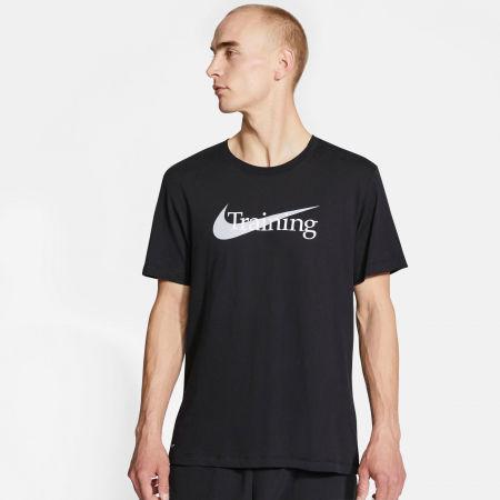Мъжка тениска за трениране - Nike DFC TEE SW TRAINING - 3