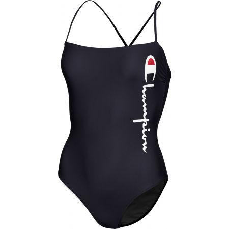 Dámské jednodílné plavky - Champion SWIMMING SUIT - 2