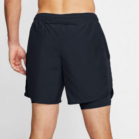 Men's running shorts - Nike CHLLGR SHORT 7IN 2IN1 M - 5